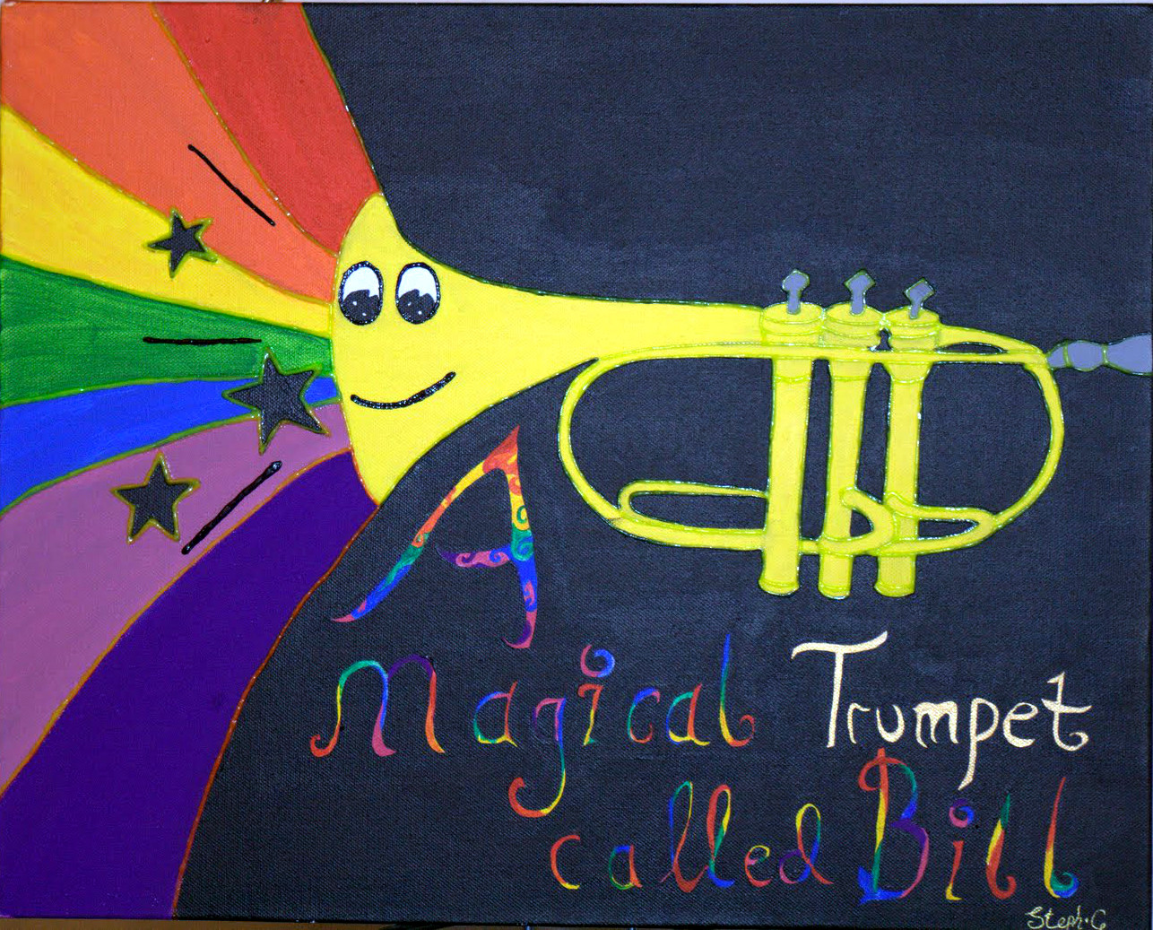 A Magical Trumpet Called Bill